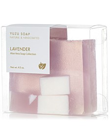 Lavender Aloe Vera Soap, 4.5-oz.