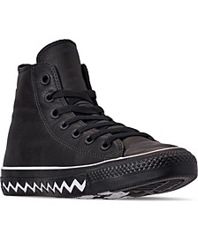 Women's Chuck Taylor All Star Mission V High Top Casual Sneakers from Finish Line