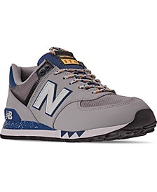 Men's 574 90's Outdoor Casual Sneakers from Finish Line