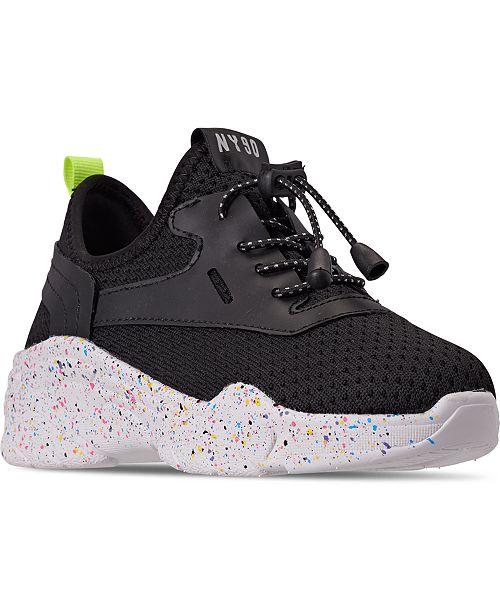 Steve Madden Little Girls JMYLESS Athletic Casual Sneakers from Finish Line