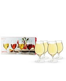 Spiegelau 17.6 Oz Cider Glass Set of 4