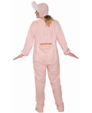 Adult Jammies Pink Adult Costume
