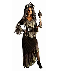 Women's Wicked Witchy Doctor Adult Costume