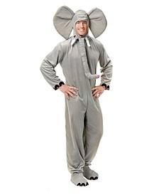 Grey Elephant Adult Costume