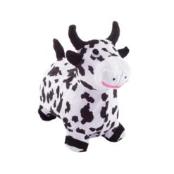 Happy Trails Bouncy Cow Inflatable Indoor Ride