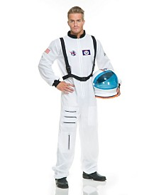 BuySeasons Men's Astronaut Adult Costume