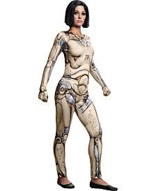BuySeasons Women's Alita Battle Angel Doll Body Adult Costume