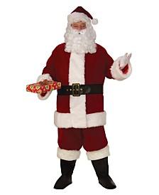 BuySeasons Men's Imperial Santa Adult Costume