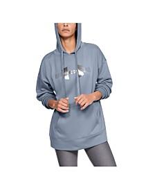 Under Armour Women's Armour Fleece Graphic Hoodie