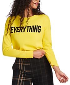 1.STATE Everything Crewneck Sweater