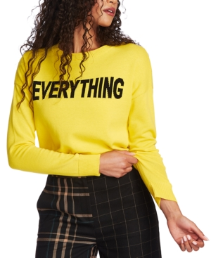 1.state Everything Crewneck Sweater