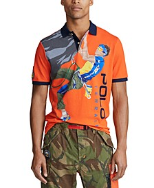 Men's Classic Fit Terrain Climber Polo Shirt