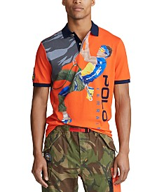 Polo Ralph Lauren Men's Classic Fit Terrain Climber Polo Shirt