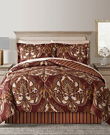 Odyssey Reversible 8-Pc. Comforter Sets