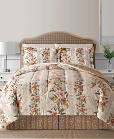 Hermia Reversible 8-Pc. Comforter Sets