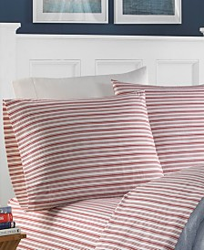 Nautica Coleridge Stripe Sheet Set, Full