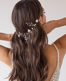Soho Style Delicate Bridal Wired Hair Piece