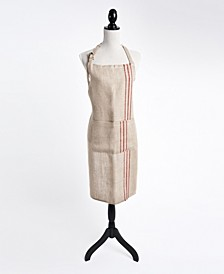 Striped Design Apron