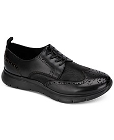 Men's Trent Dress Casual Wingtip Oxfords