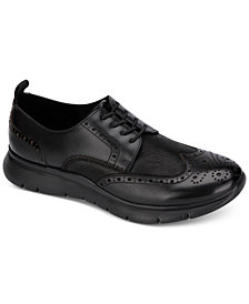 Kenneth Cole New York Men's Trent Dress Casual Wingtip Oxfords