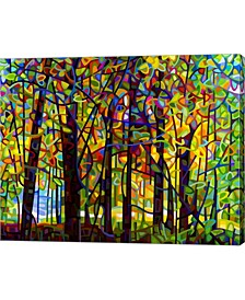 """Standing Room Only by Mandy Budan Canvas Art, 30"""" x 24"""""""