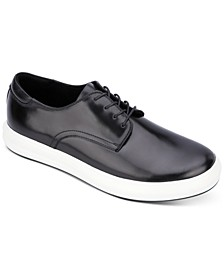 Men's Round-Toe Lace-Up Dress Sneakers