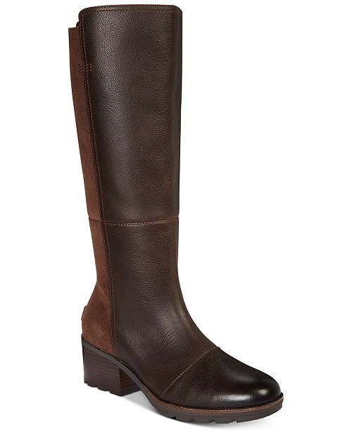 Sorel Women's Cate Riding Boots