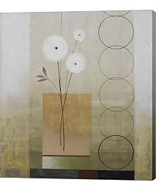 "Metaverse Circles II by Pablo Esteban Canvas Art, 25"" x 28"""