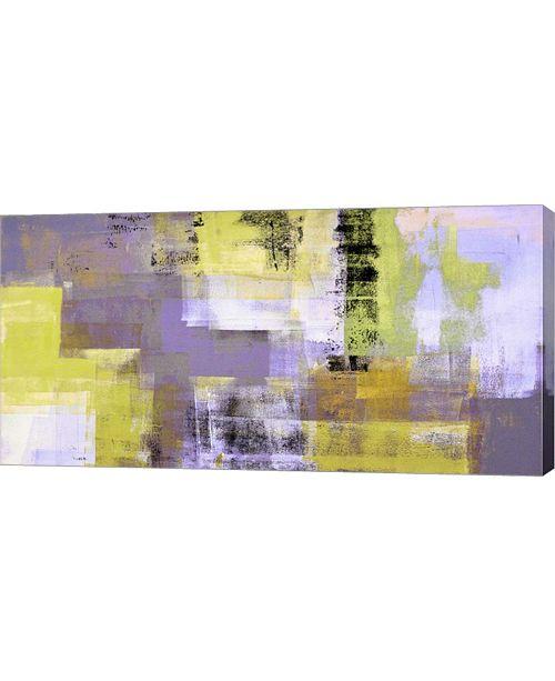 "Metaverse Desert Twilight by Alessio Aprile Canvas Art, 32"" x 16"""