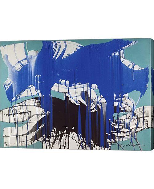 "Metaverse Giovedi 24 Agosto 2006 by Nino Mustica Canvas Art, 26.5"" x 20"""