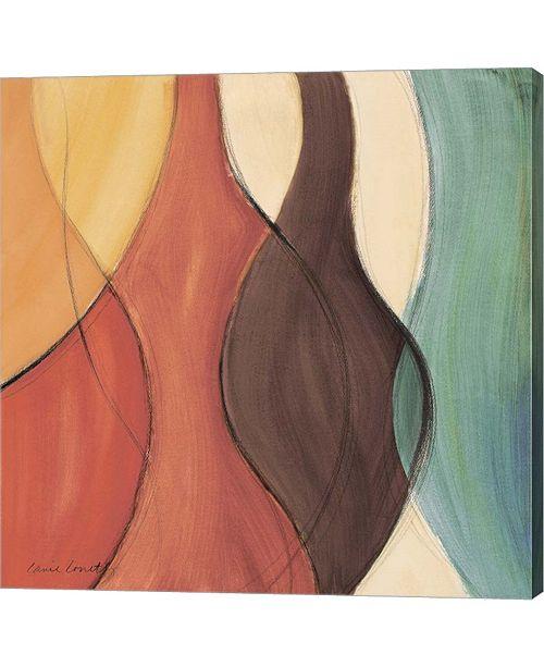 "Metaverse Convergence II by Lanie Loreth Canvas Art, 28"" x 28"""