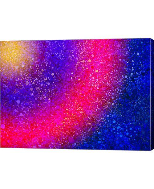 "Metaverse Rainbow on Steroids by MusicDreamerArt Canvas Art, 26.5"" x 20"""