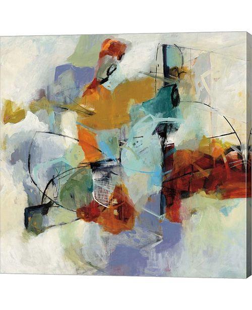 "Metaverse Skyline I by CJ Anderson Canvas Art, 24"" x 24"""