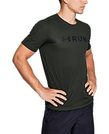 Men's Run Warped Short Sleeve