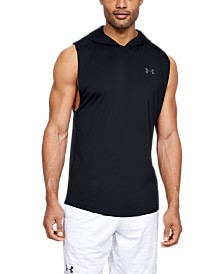 Under Armour Men's MK-1 Sleeveless Hoodie