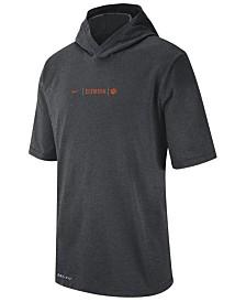 Nike Men's Clemson Tigers Dri-FIT Hooded T-Shirt