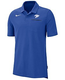 Nike Men's Kentucky Wildcats Dry Polo