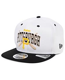 New Era Pittsburgh Pirates Retro Bats 9FIFTY Cap