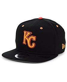 Kansas City Royals Orange Pop 9FIFTY Cap