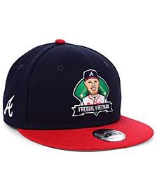 Big Boys Freddie Freeman Atlanta Braves Lil Player 9FIFTY Snapback Cap