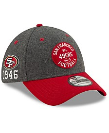 New Era San Francisco 49ers On-Field Sideline Home 39THIRTY Cap