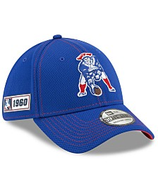 New Era New England Patriots On-Field Sideline Road 39THIRTY Cap