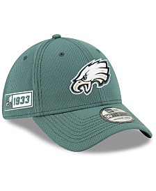 New Era Philadelphia Eagles On-Field Sideline Road 39THIRTY Cap