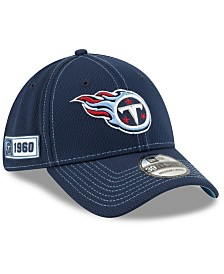 New Era Tennessee Titans On-Field Sideline Road 39THIRTY Cap