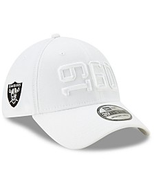 New Era Oakland Raiders On-Field Alt Collection 39THIRTY Stretch Fitted Cap