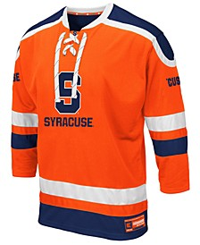 Men's Syracuse Orange Mr. Plow Hockey Jersey