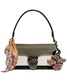 COACH Colorblock Tabby Shoulder Bag 26