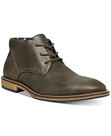 Men's Suodo Dress Casual Chukka Boots
