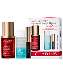 Clarins 3-Pc. Bright Eyes & Beautiful Lashes Gift Set