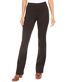 Petite Comfort-Waist Bootcut Pants, Created for Macy's